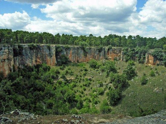 torcas de los Palancares(serranía de Cuenca)