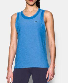 9dc922170d43d Women s UA Armour Sport Twist Muscle Tank 2 Colors  26.99 ...