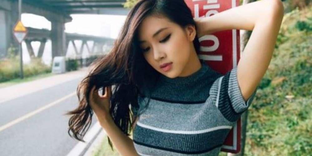 Past Photos Of Black Pink Member Rose Becomes A Hot Topic Among Netizens Blackpink Blackpink Rose Black Pink