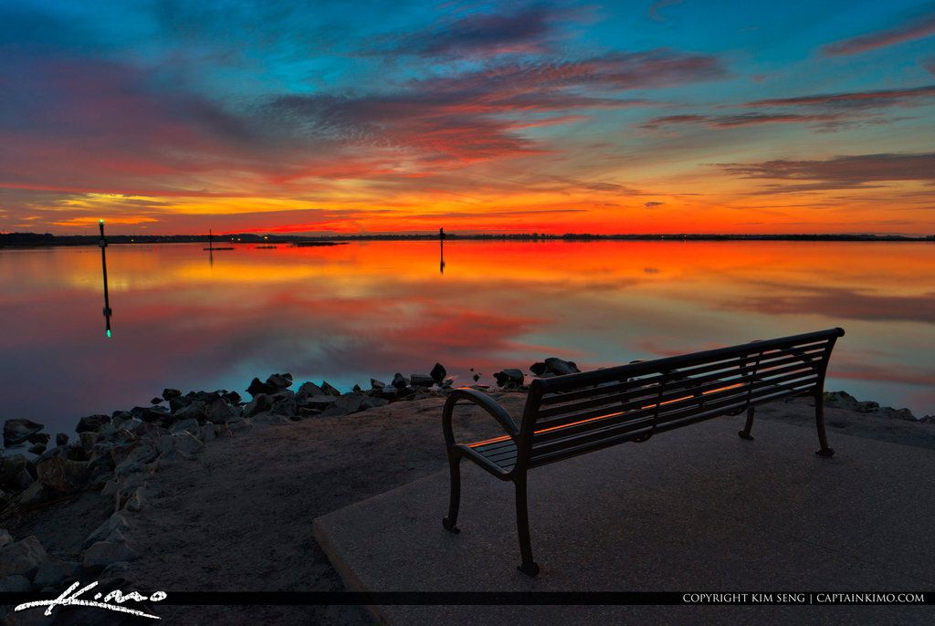 kissimmee_lakefront_park_watching_sunrise by CaptainKimo