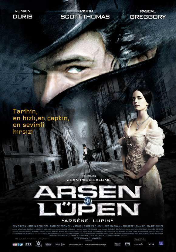 Arsene Lupin 2004 As The Daring Thief Arsene Lupin Duris