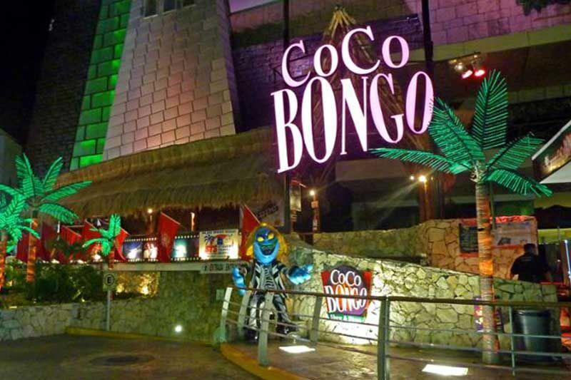 COCO BONGO CANCUN LUN-MIE   TOURS EN CANCUN   TOURS STORE
