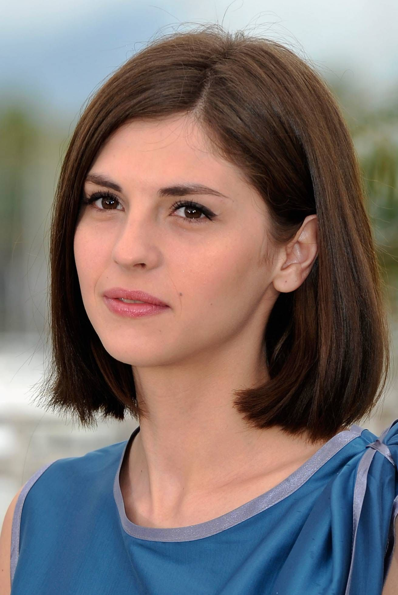 The hottest bob haircuts of the moment long bob shoulder length