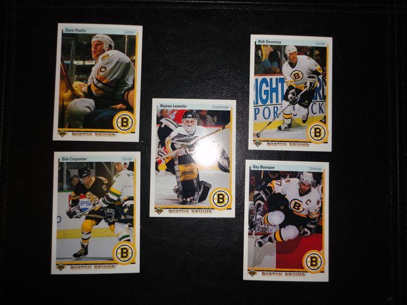 1989 upper deck baseball cards box
