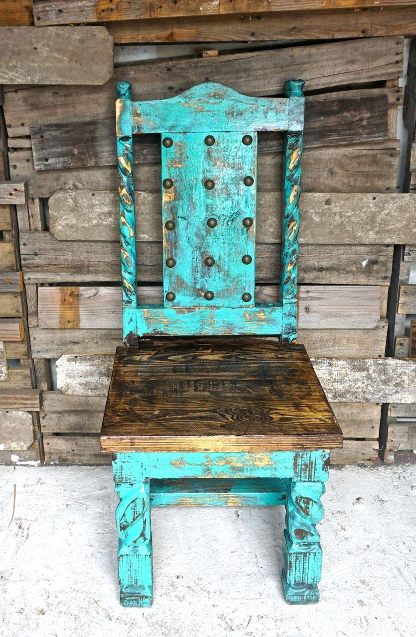 Laredo Dining Chair Sofia's Rustic Furniture Dining
