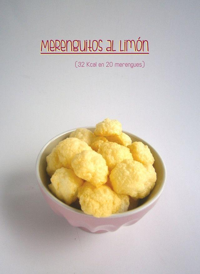 Meringues with lemon: Light. Sugar free. Gluten free. Dairy free. 32Kcal / 20pcs Merenguitos al Llimón: Light. Sin azúcar. Sin glúten. Sin lactosa 32Kcal / 20uds lamuffinerie.com/... #ViernesLight #FridayLight