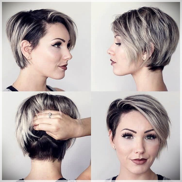 Best Short Haircuts 2019 Trends And Photos Short And Curly Haircuts Long Pixie Hairstyles Hair Styles Longer Pixie Haircut