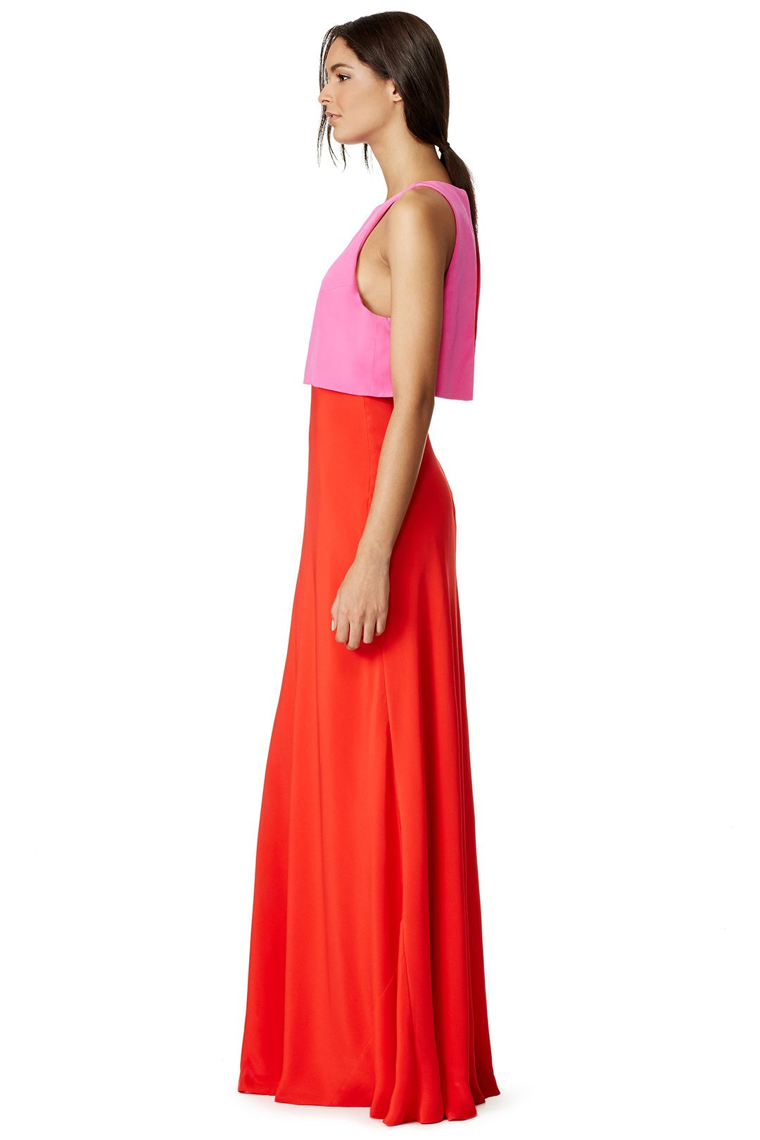 Lovely Duo Gown by Jill Jill Stuart for $100 - Page 2 | Rent The ...