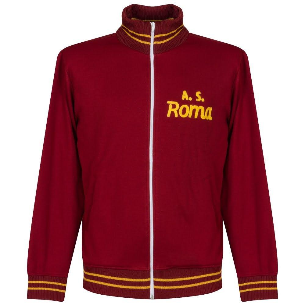 Copa AS Roma Retro Track Jacket 19741975 Classic