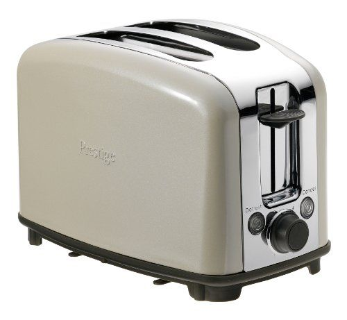 Prestige Traditional 2 Slice Toaster - Almond