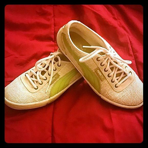 SOLD* PUMA Hemp Tennis Sneakers | Tennis sneakers, Sneakers, Puma