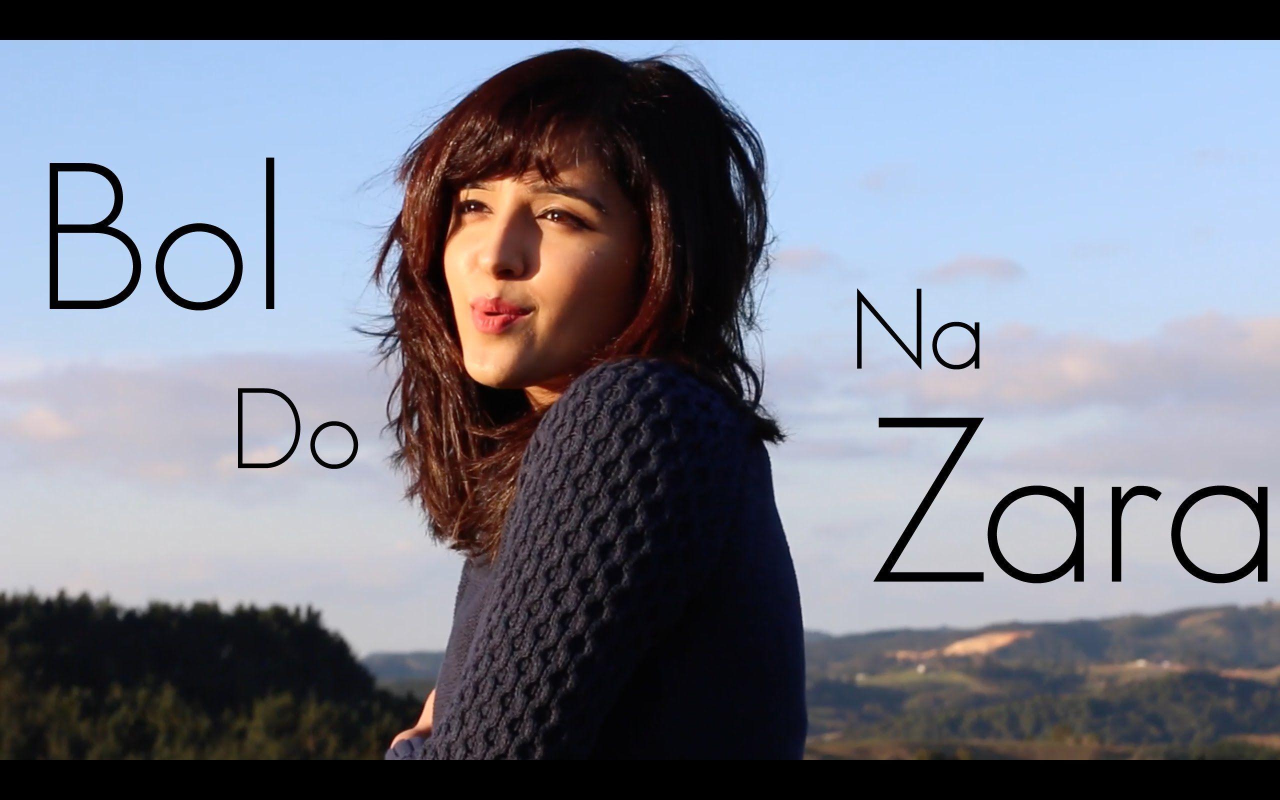 Bol Do Na Zara (Azhar)   Female Cover by Shirley Setia ft