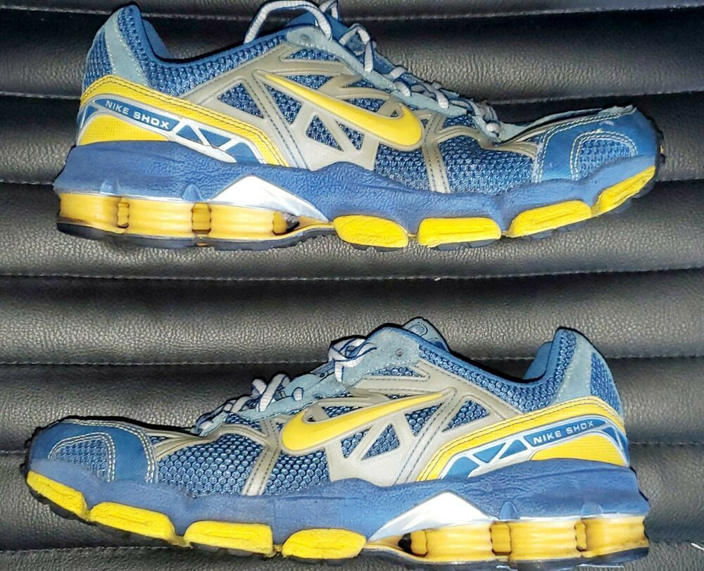 Nike Men Shoe Shox Junga Size 10.5M