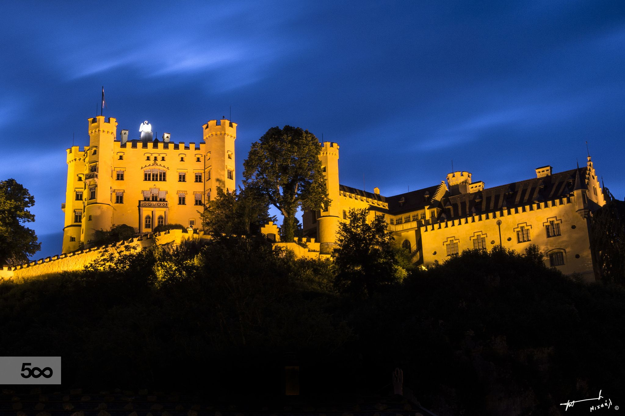 Hohenschwangau Castle Was Built On The Remains Of The Fortress Schwangau Which Was First Mentioned In Historical Records Dating From The 12th Century Con Imagenes