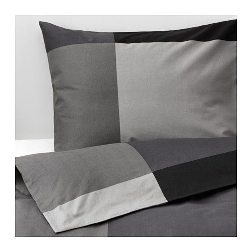 Grey And White Duvet Cover Ikea