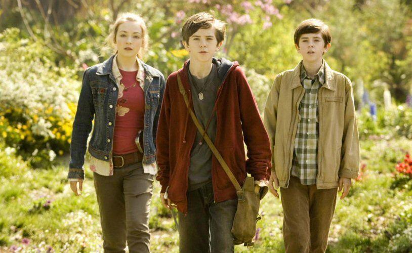 31 Days Of Family Film Frights Part 3 Spiderwick Spiderwick