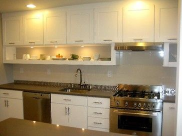 Exceptional Shelves Under Wall Cabinets | Under Cabinet Shelves Design Ideas, Pictures,  Remodel, And