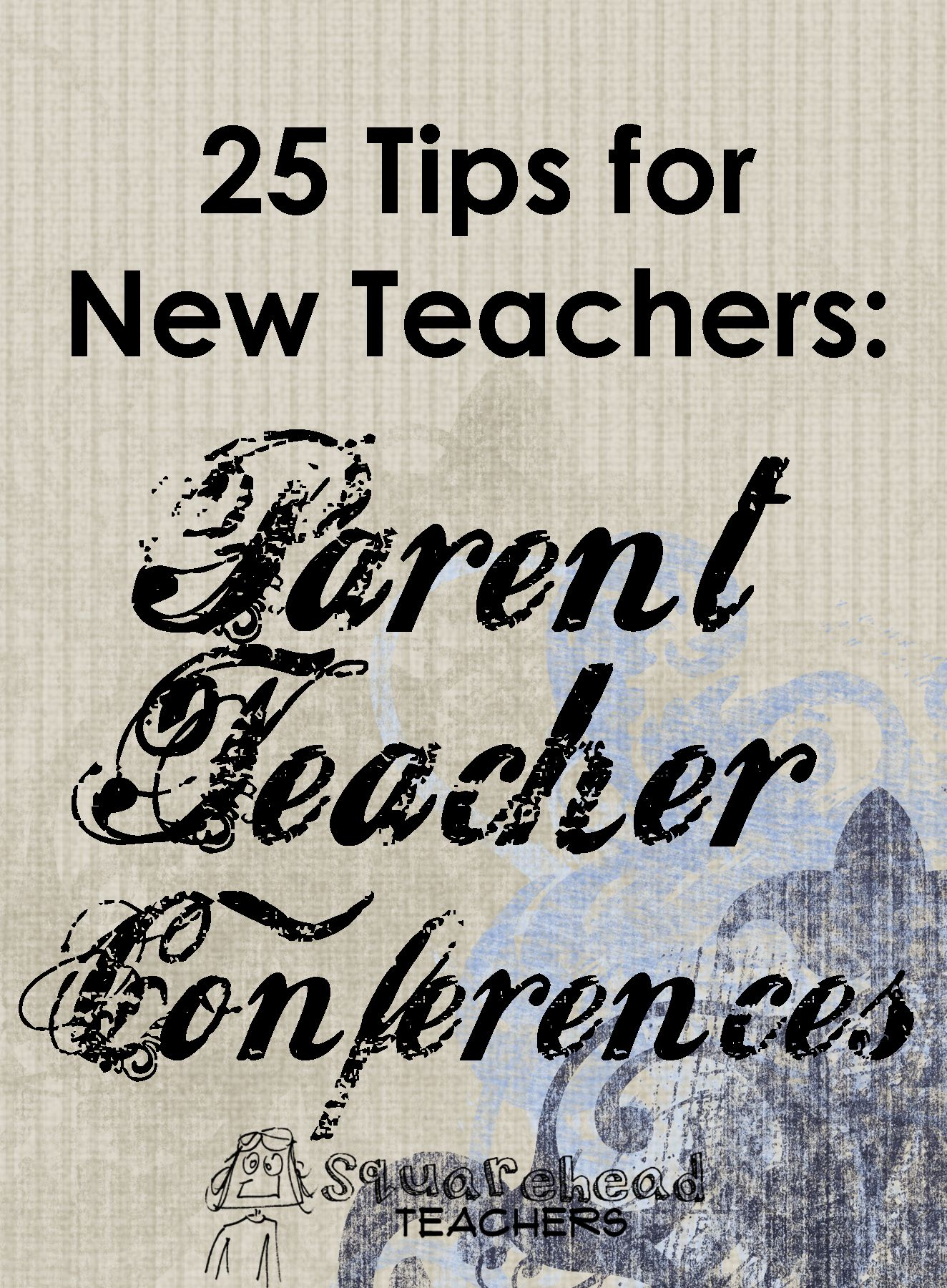 Parent teacher conferences ptc can be intimidating for new parent teacher conferences ptc can be intimidating for new teachers here are 25 tips to help you survive ptc and get the most out of it spiritdancerdesigns Images