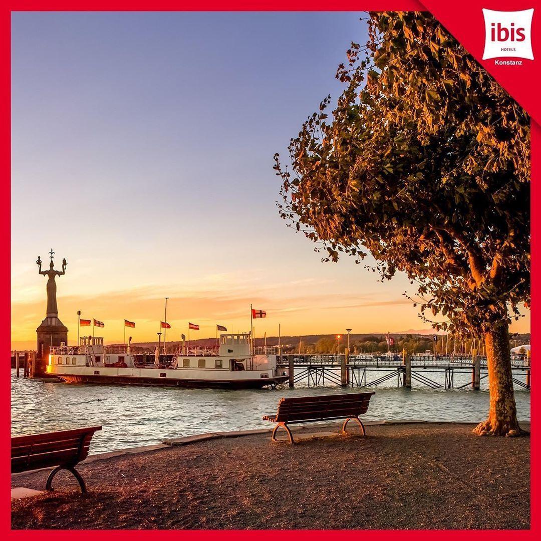 Herbstanfang Wir Wunschen Euch Einen Schonen Herbstbeginn Bit Ly Ibishotel Konstanz Ibiskonstanz Konstanz Bodensee Hotel Ibi Canal Structures