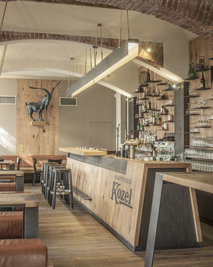 33 Ideas De Decoracion De Bares Decoracion De Bares Diseño Del Restaurante Disenos De Unas