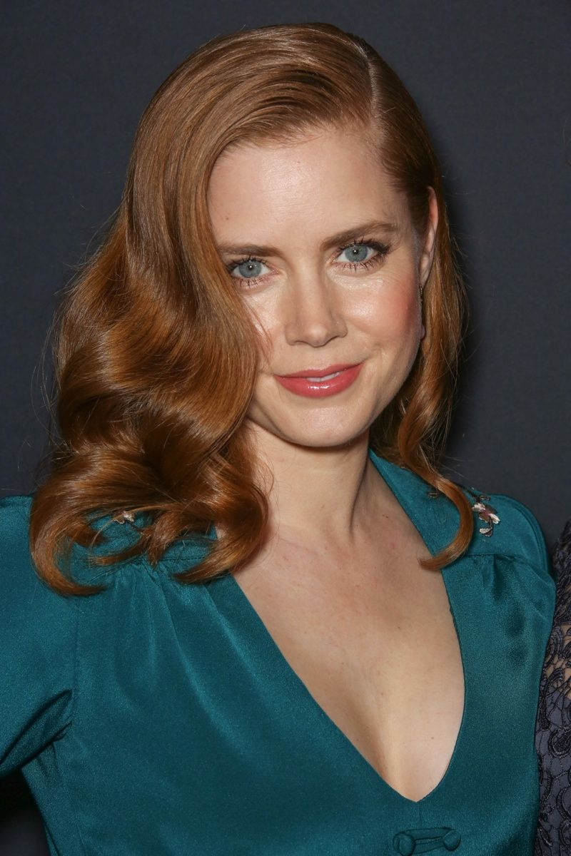 10 Top Actresses With Red Hair Red Haired Actresses Amy Adams Red Hair