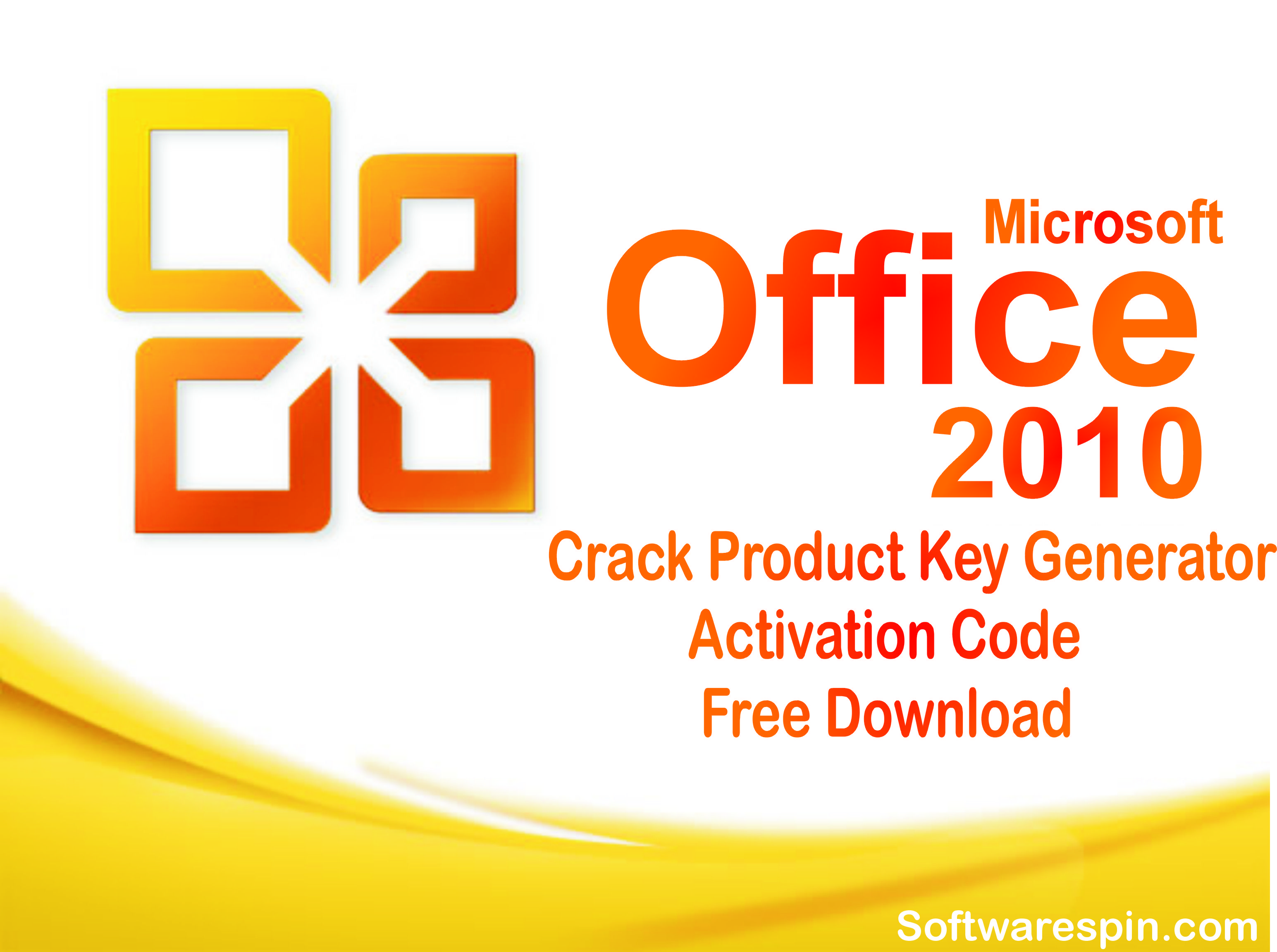 ms office 2010 crack product key free download
