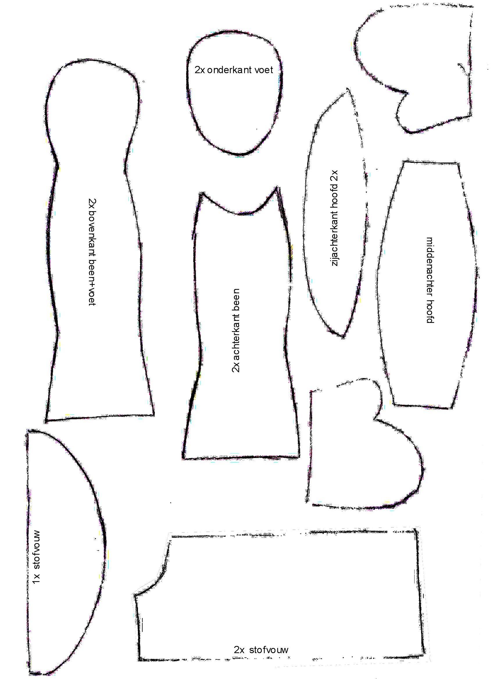patroon handpop