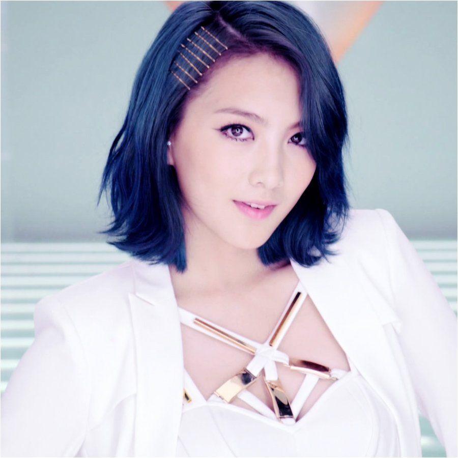 Kara kang ji young pandora mv hairstyle yummy celebs