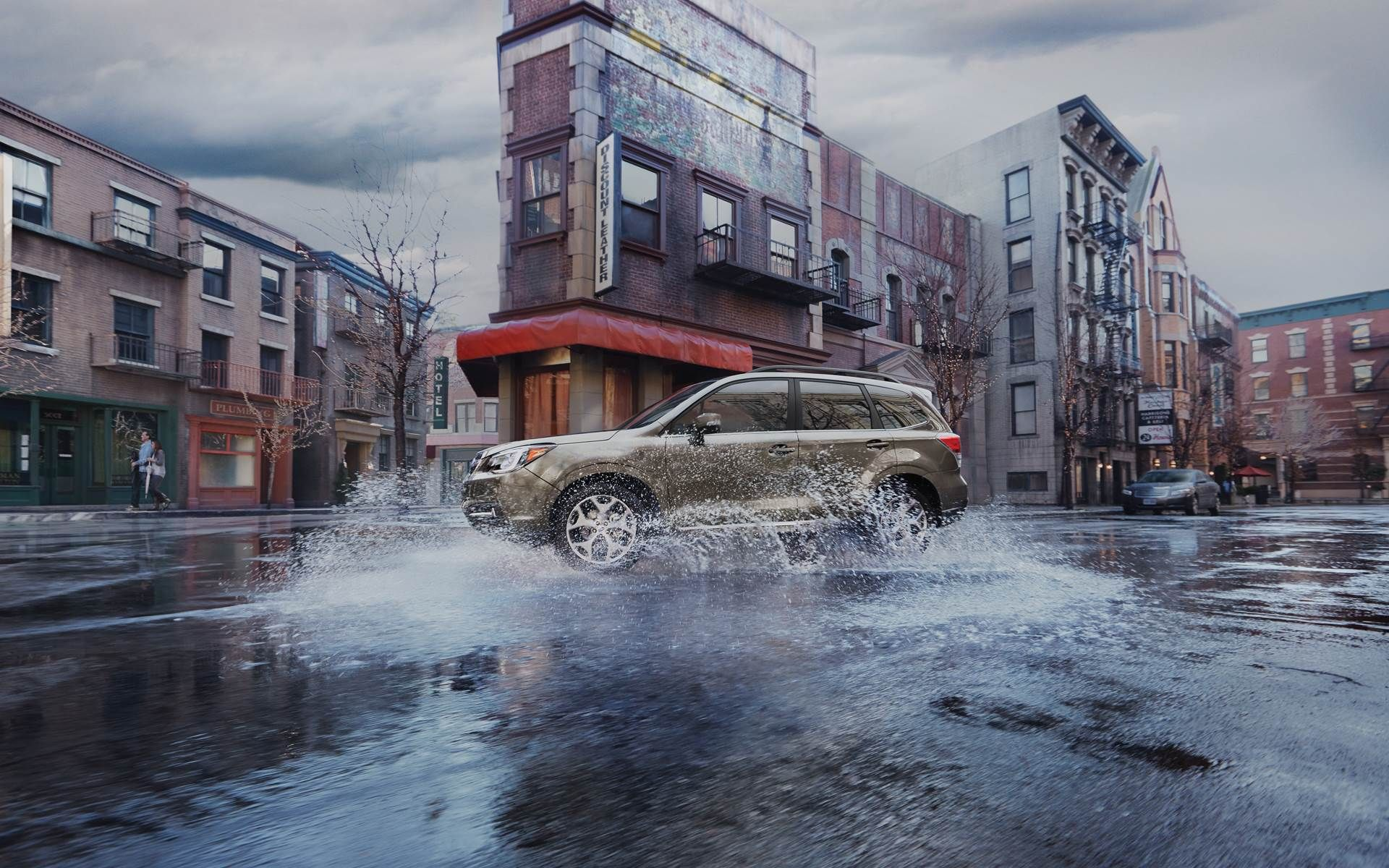 First Day Of Spring Is Filled With Rain Coming Our Way Get Prepared In The 2017 Subaru Forester Subaru Forester
