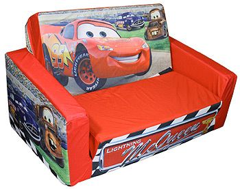 Awesome Disney Pixar Cars Flip Open Sofa Leather Sectional Sofa Home Interior And Landscaping Ologienasavecom