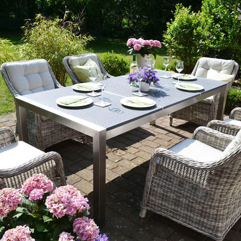 Kuhles Design Aus Edelstahl Und Granit Meets Skandinavische