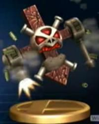 List of SSBB trophies (The Subspace Emissary) | super smash bros