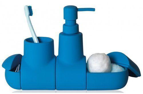 Badezimmer amazon ~ Submarino badezimmer set von seletti auf stilbot findest du