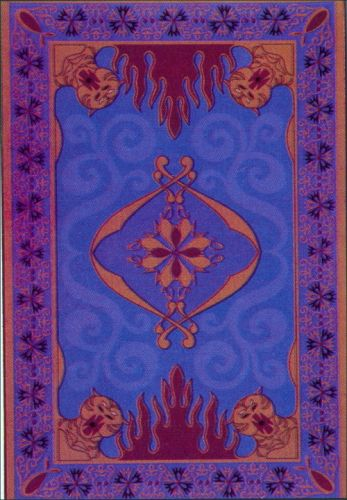 Magic Carpet Aladdin Summer Musical Pinterest