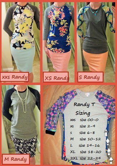 The Randy Shirt by LuLaRoe - LuLaRoe Outfitters