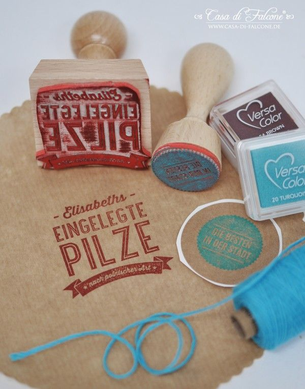 Stamp Packaging