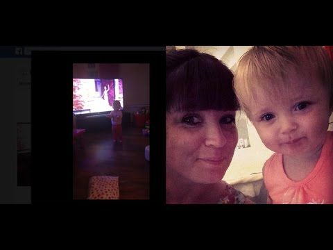 Mother captures daughter being pushed back onto floor by paranormal force on video - National Paranormal | Examiner.com