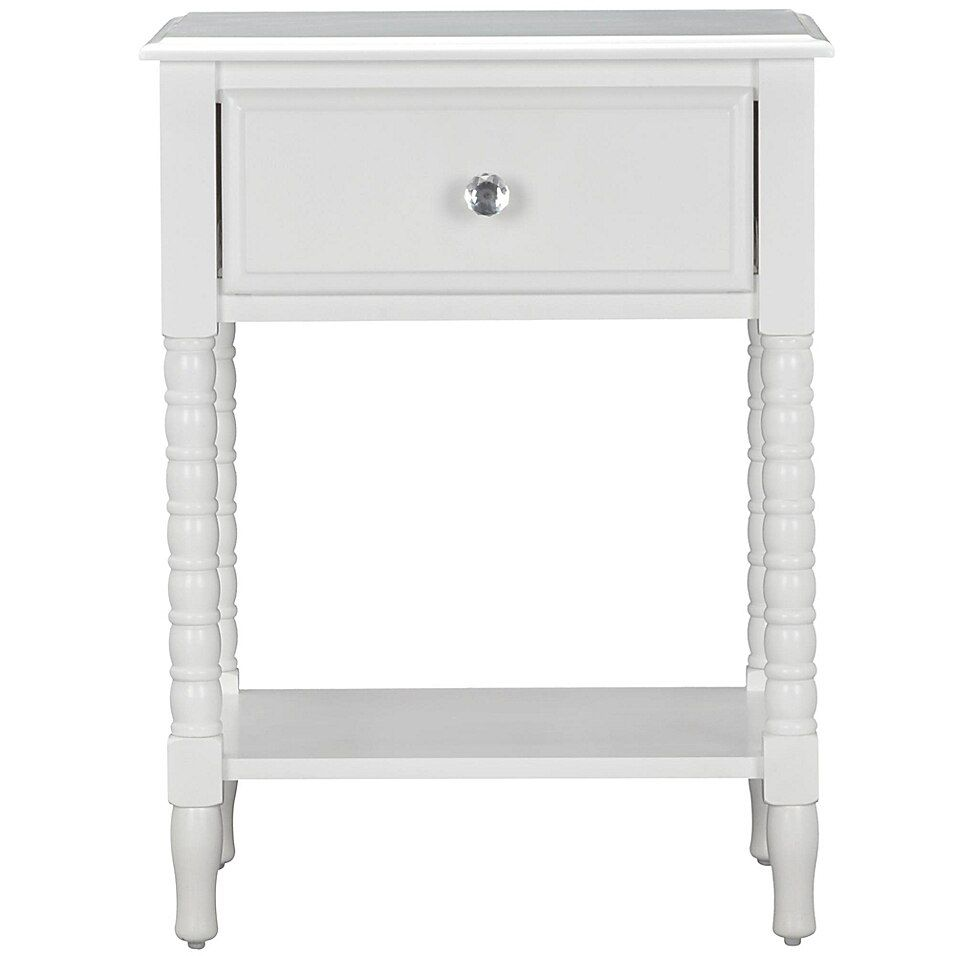Little Seeds Rowan Valley Linden Nightstand In White