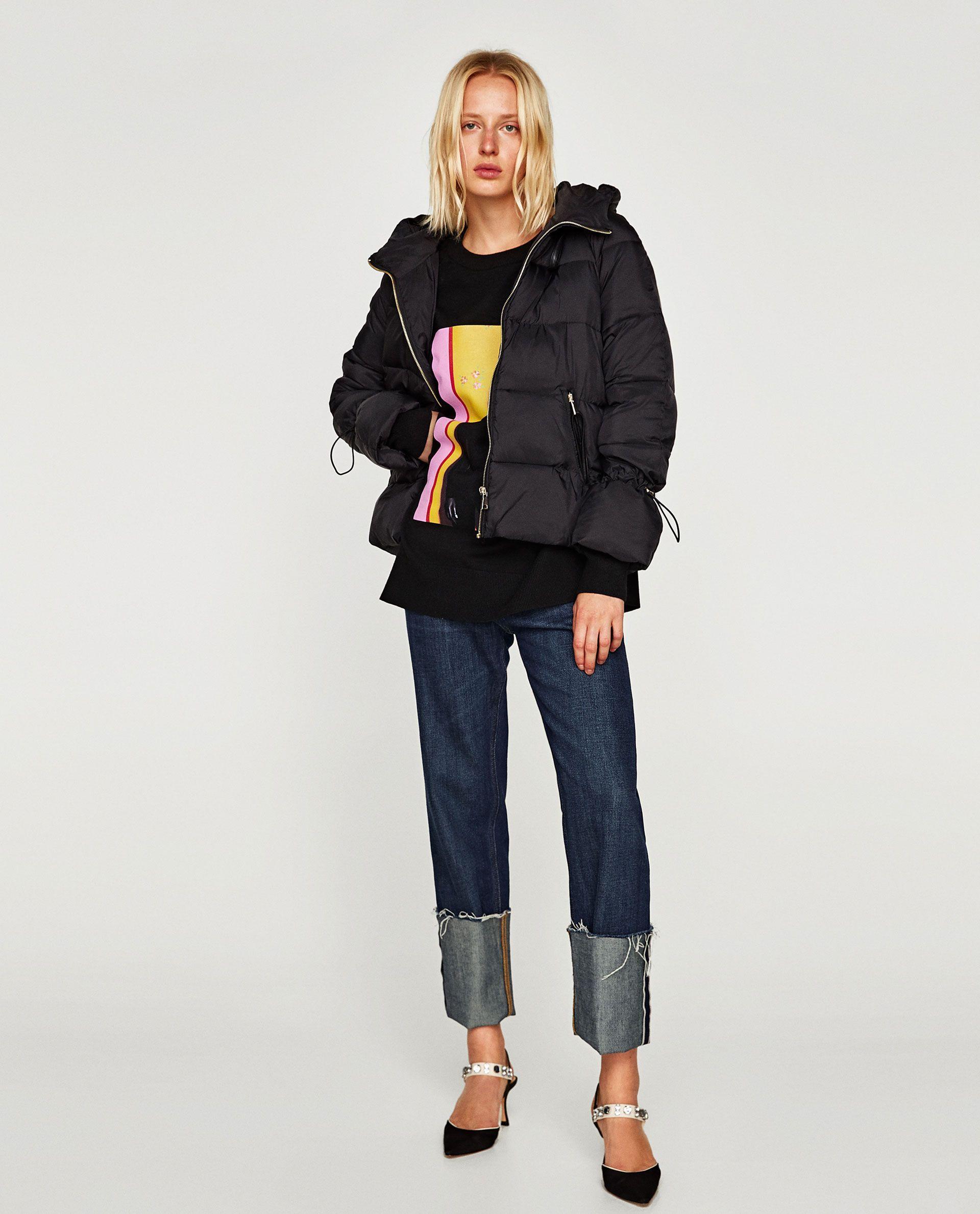 An Exhaustive List Of All The Puffer Coats To Buy At Zara Best Puffer Jacket Zara Jackets [ 2379 x 1920 Pixel ]