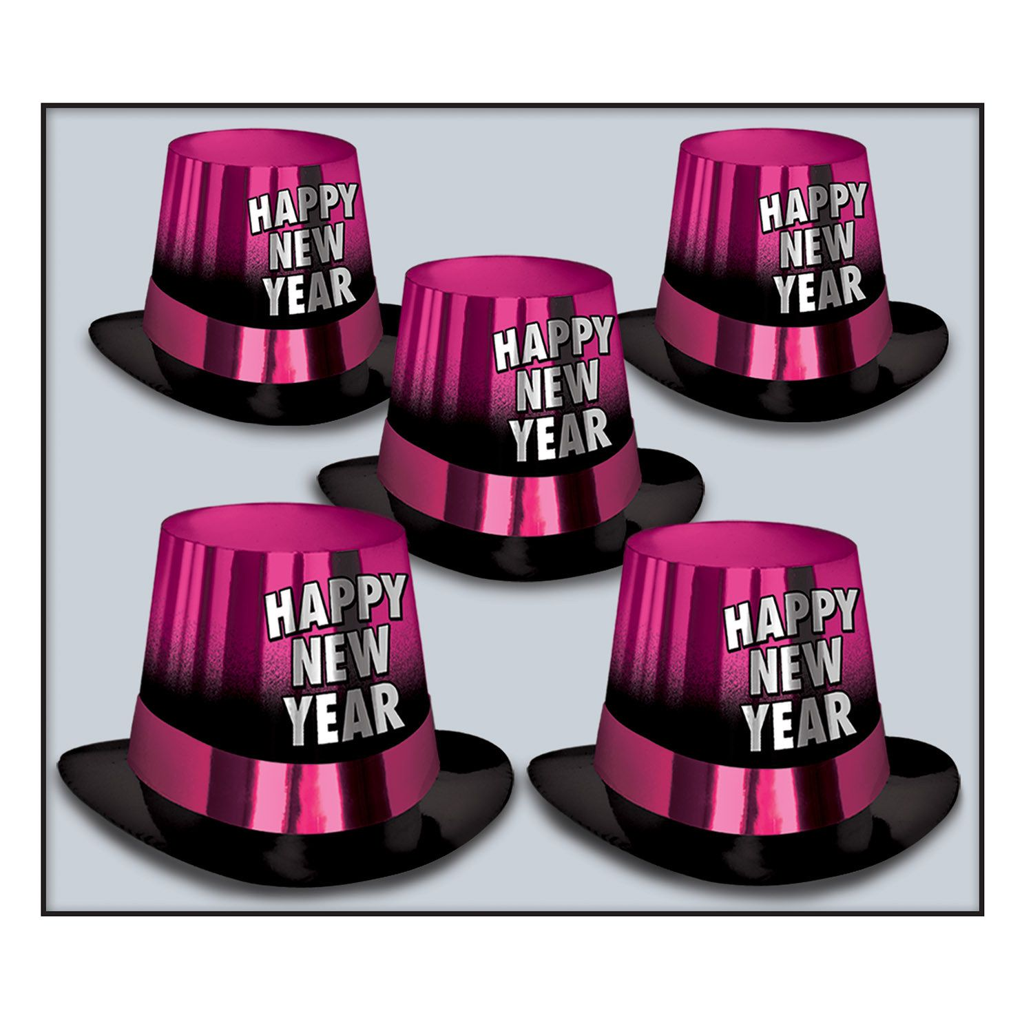 Entertainer HiHats (Pack of 25) in 2020 New year's eve