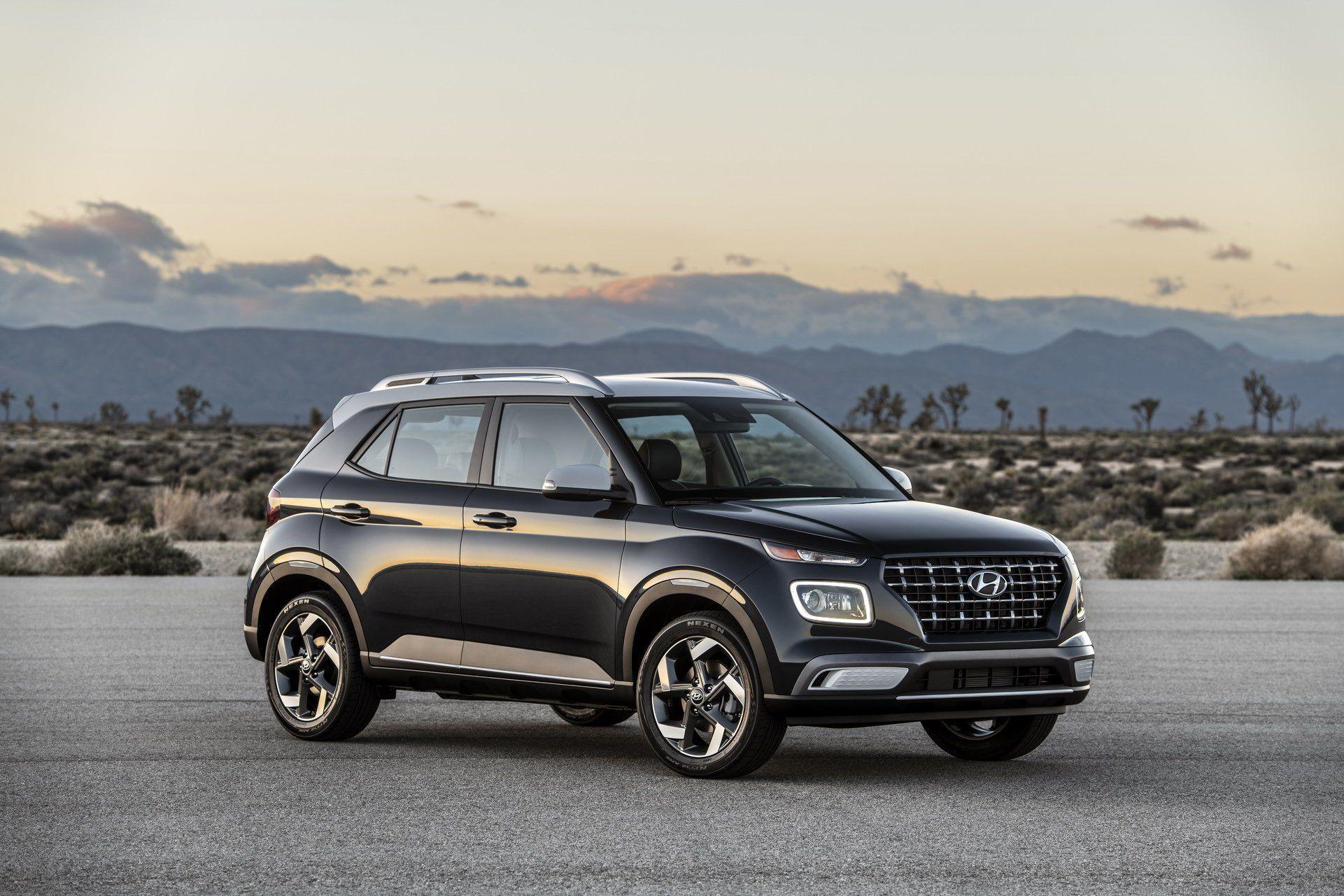 2020 Hyundai Venue Aims To Prove Small Crossovers Don't