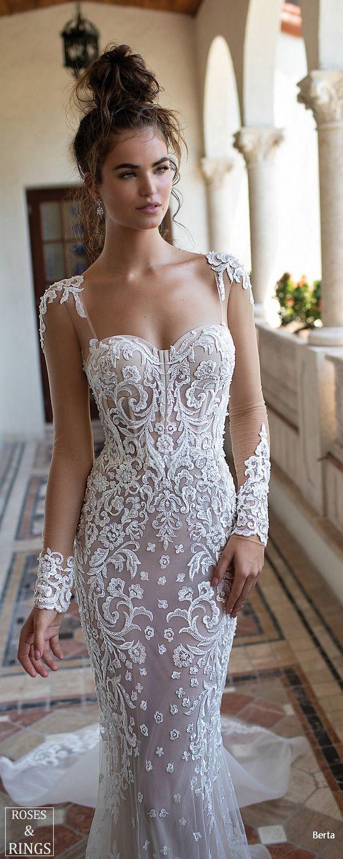 Berta wedding dresses spring collection wedding dresses