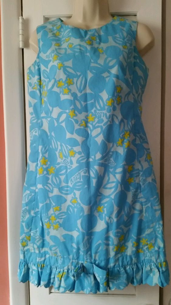 ac80c3d0a9ef63 Mod Vintage 1960s Lilly Pulitzer Dress #LillyPulitzer #Shift ...