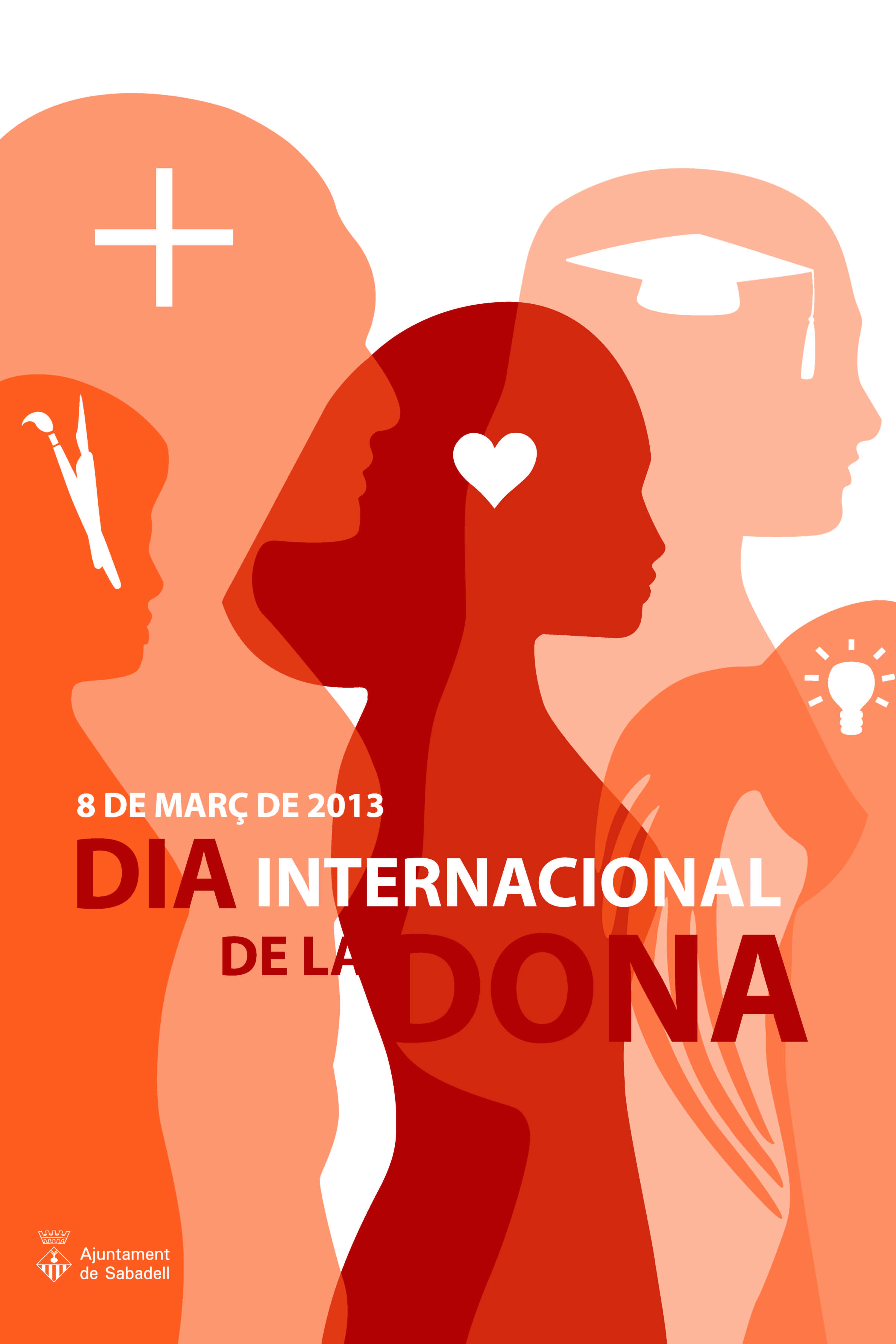 Propuesta De Cartel Para El Dia Internacional De La Mujer En Sabadell Dia De La Dona Dia Internacional De La Mujer Dia De La Mujer
