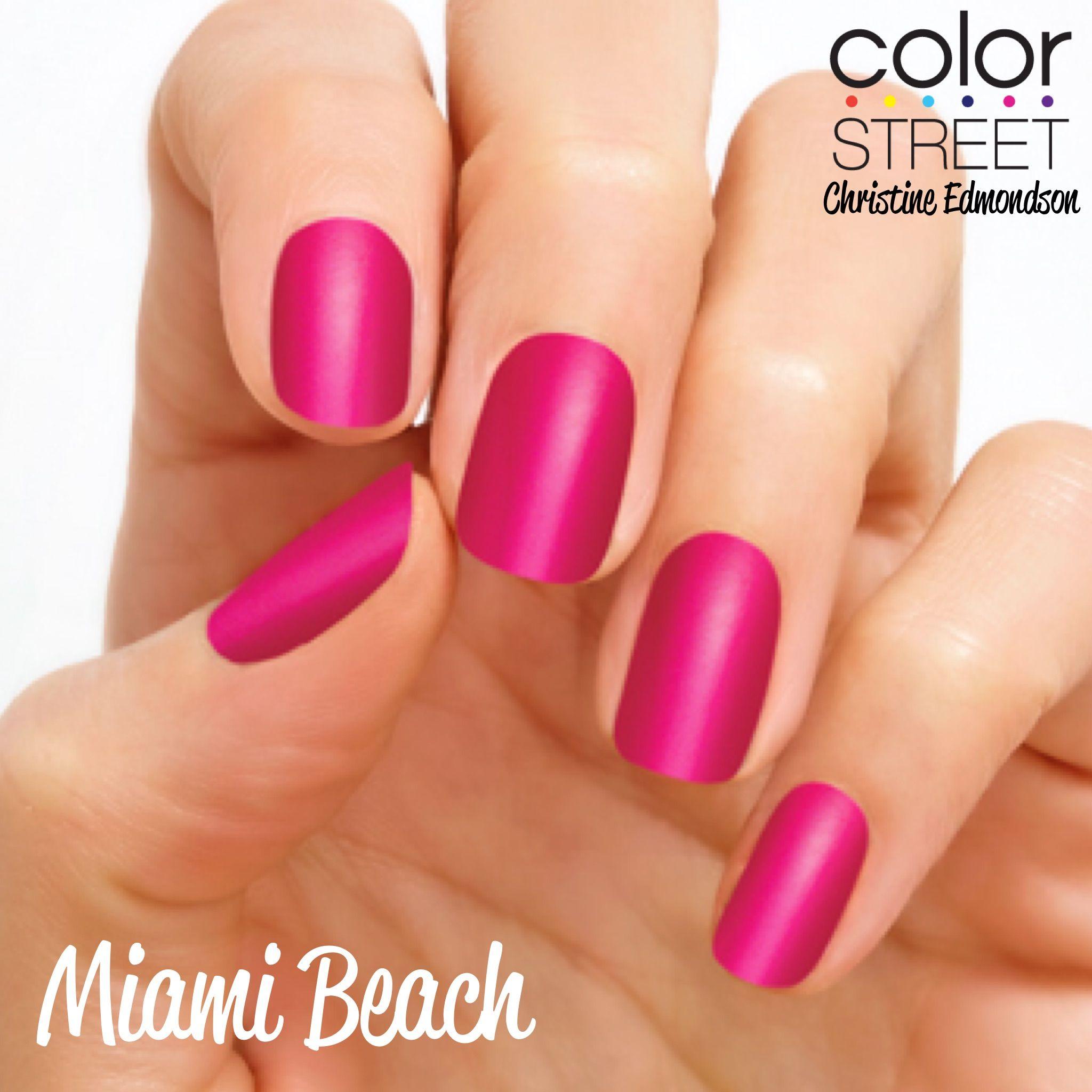 Excelente Mm Uñas Miami Festooning - Ideas de Arte de Uñas ...