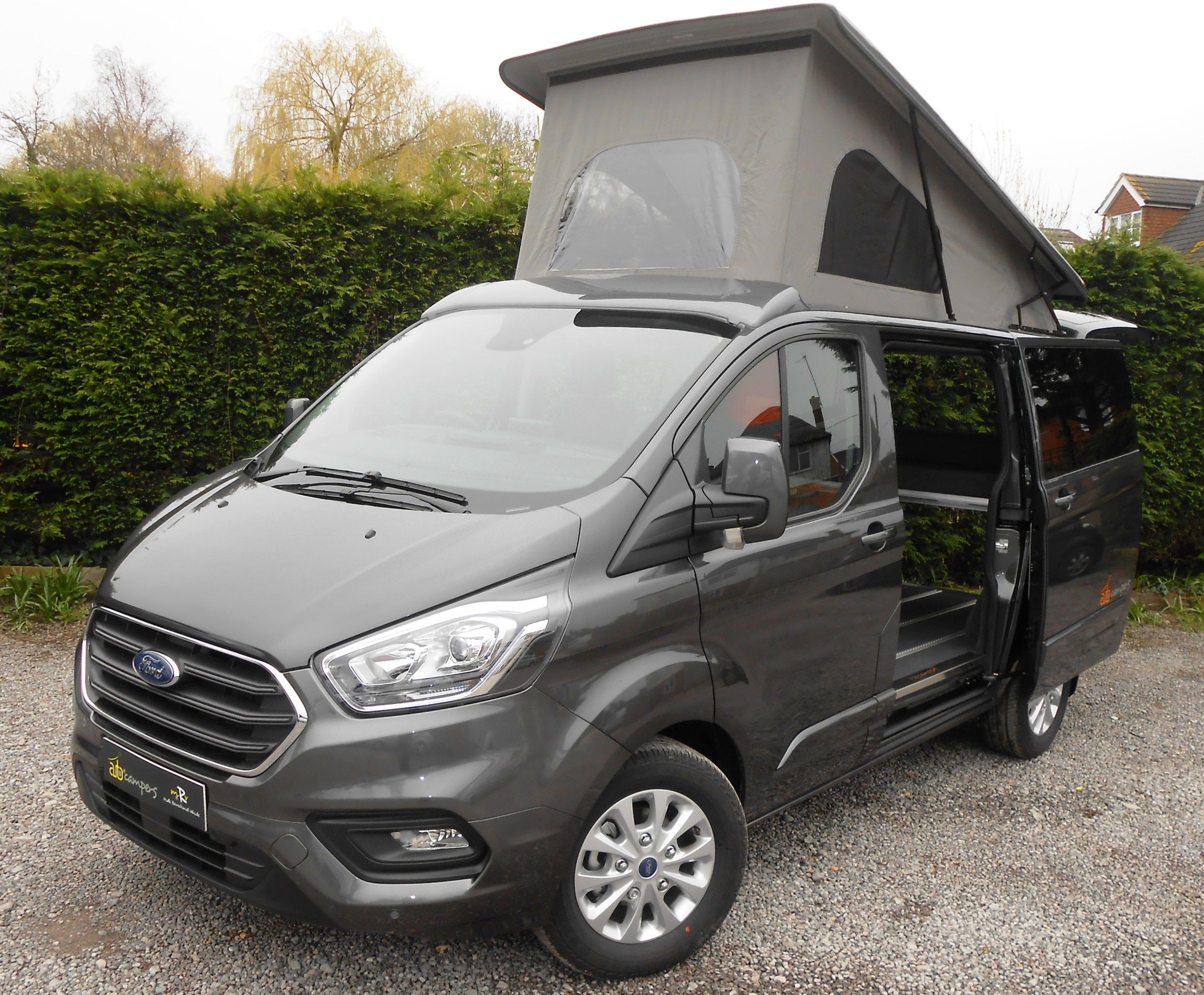 2018 Ford Transit Custom Poptop Auto Campers Mrv Multi