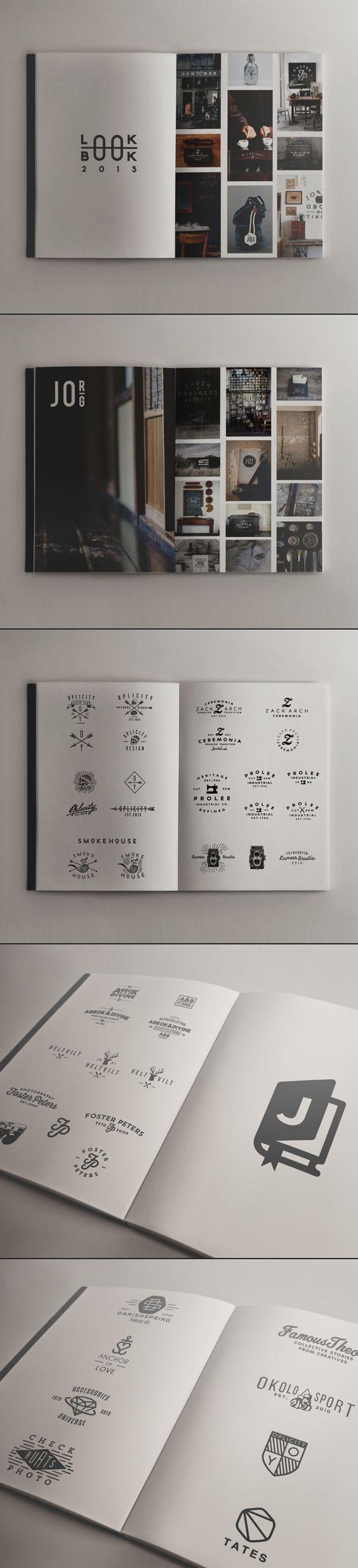 Lookbook 2013 by Jorgen Grotdal on Behance: