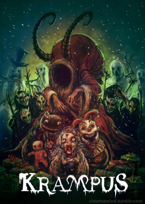 Krampus Krampus Movie Christmas Horror Creepy Christmas
