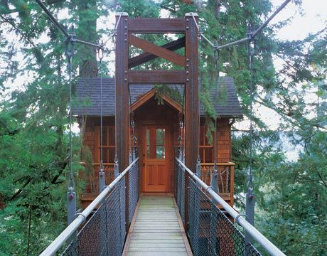 Heads up, my treehouse is going to have a drawbridge & the password will be complicated.