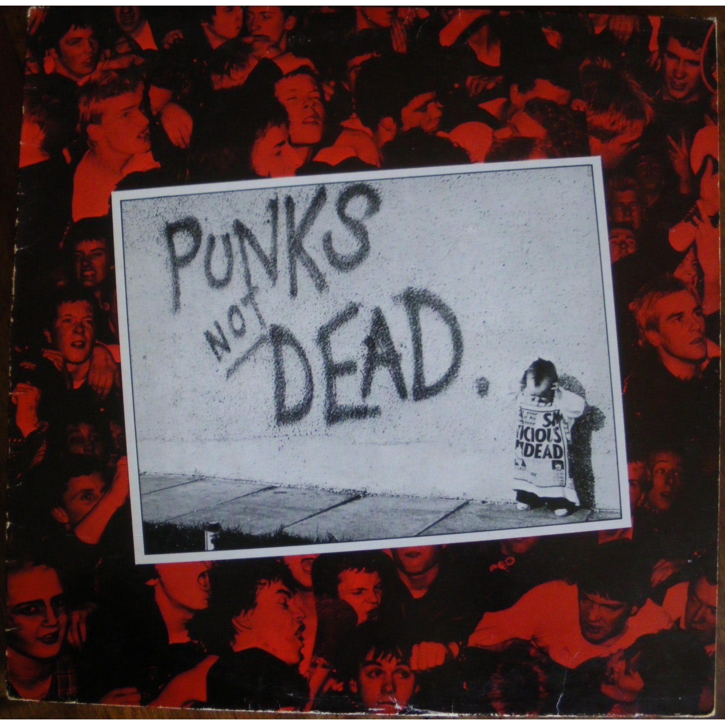 The Exploited Punk S Not Dead 1981 Vinyl Punks Not Dead Punk Punk Rock